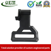 Professional Medial Equipments Plastic Injection Molding Shell from