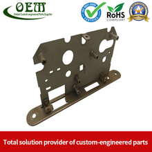Sheet Metal Stamping Fabrication Protecting Enclosure with Powder Coating