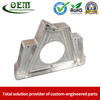 5-axis CNC Milling Parts of Aluminum Aerospace Actuator Mounting Arms