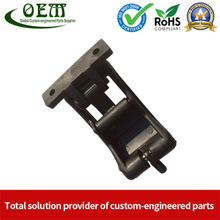 Custom Plastic Clamp Latch for Automotive Industry
