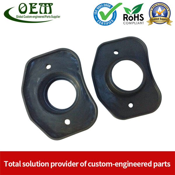 Custom Rubber Molded Sealing Parts for Medical Instruments