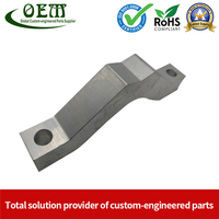 Customized CNC Machining Aluminum Large Parts with 0.01mm Tolerance