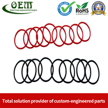 Custom Rubber O-rings for Valve Couplers
