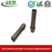 Tight Tolerance Stainless Steel Stem - CNC Machining Parts for Keg Coupler Machinery