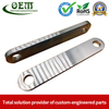 Precision Aluminum CNC Milling Machined Plate with M5 Tapping Threads RoHs Complaint