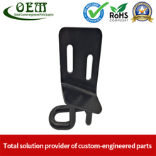 Powder Coated Metal Stamping Windows Latch Parts for SUV Carriage