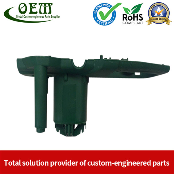 Plastic Injection Molded Shell for Gasoline Chain Saw