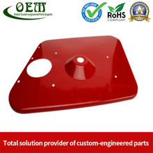 Rubber Molded Custom Rubber Gaskets for Automotive Spare Parts with 65 Shore A Size RoHS Compliant
